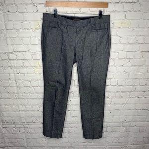 Banana Republic Gray 'Sloan' Dress Pants Size 4